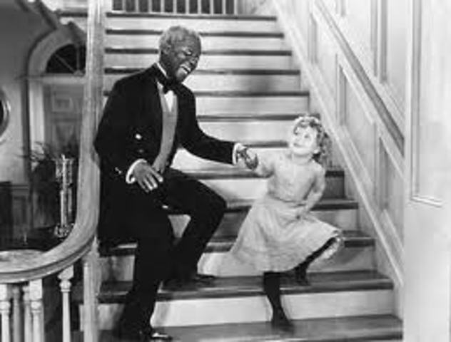First film with Shirley Temple