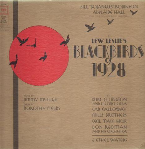 Starred in Blackbirds of 1928