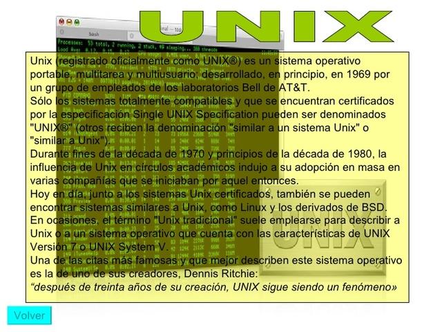 aumentan las instalaciones del sistema operativo unix