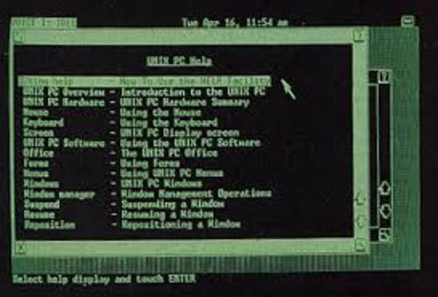 AT&T inició el desarrollo de UNIX System III