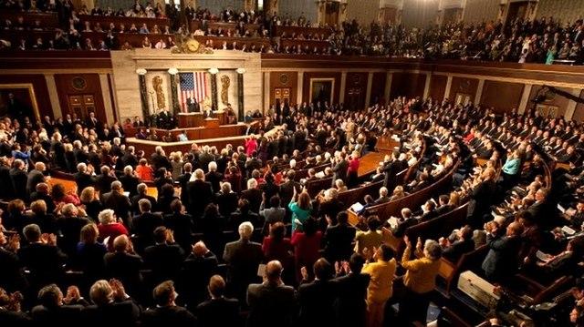 Congress decreases War Spending
