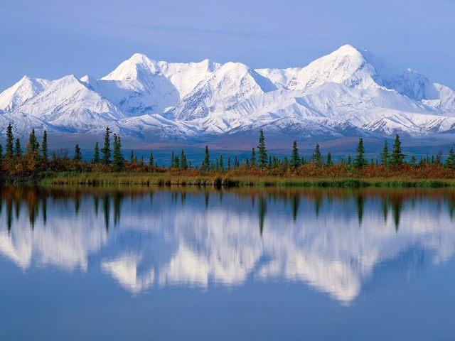 Imperlisim: The US buys Alaska