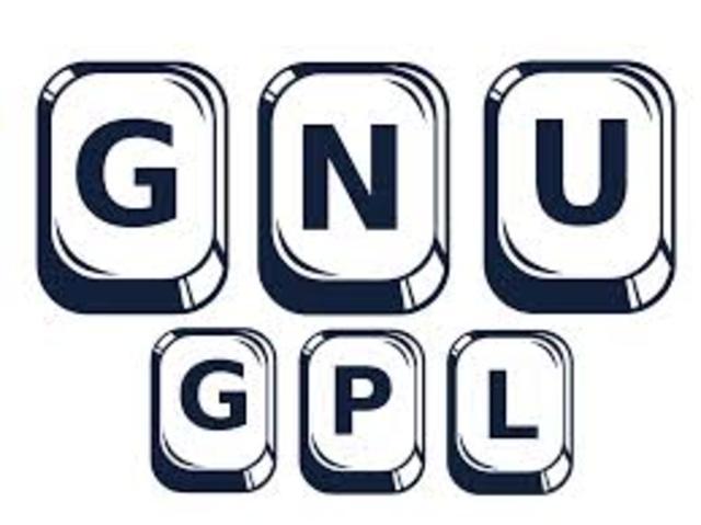 la GNU GPL