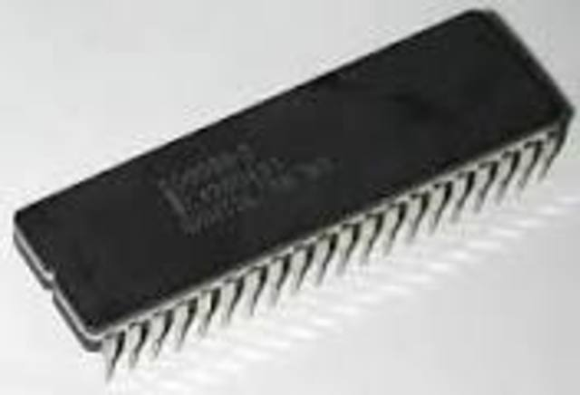 El circuito integrado 8080
