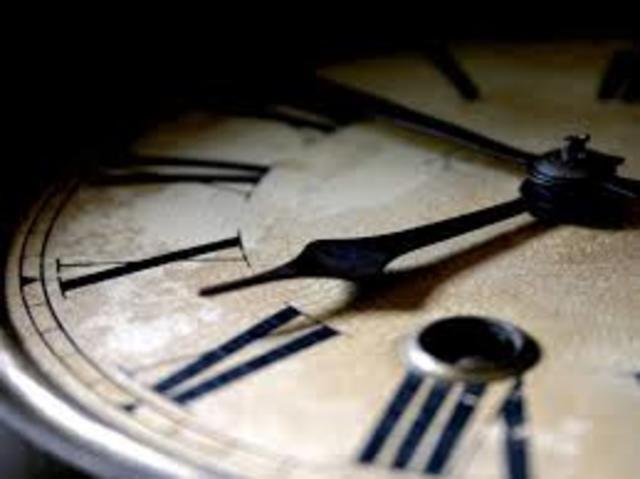Reloj con péndulo