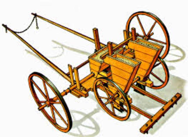 Máquina sembradora
