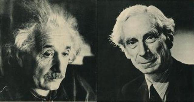 Manifiesto de Russell y Einstein