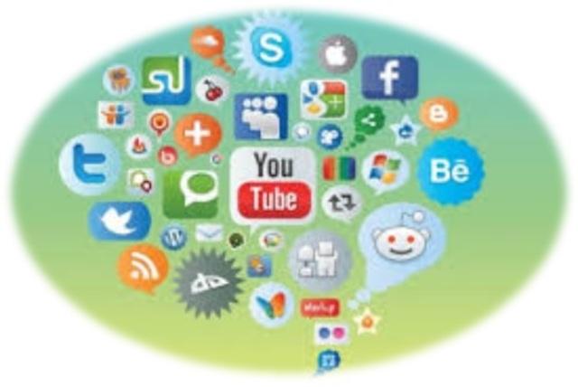 La comunición express... (Redes sociales, correo, etc.)