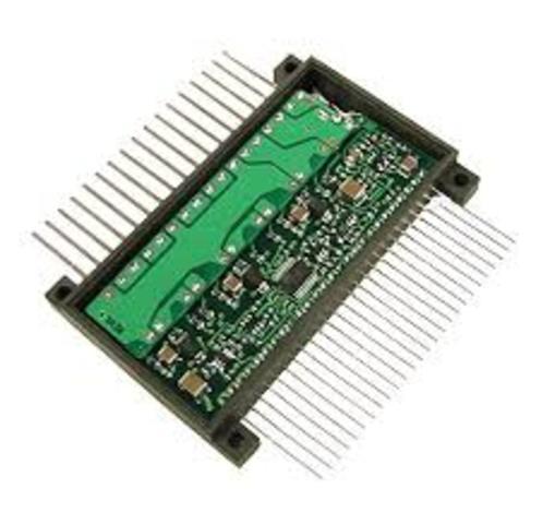 comercializacion de circuitos integrados