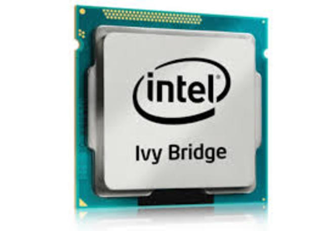 El Intel Core Ivy Bridge