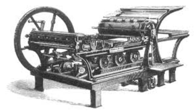 La litografia