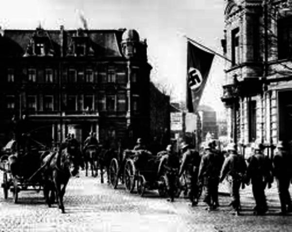 Remiliterization of the Rhineland