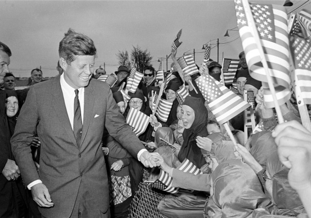 Kennedy Elected