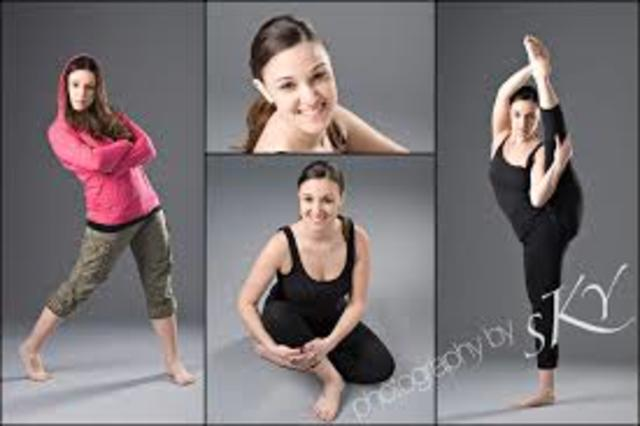 Headshot and Dance Pose DUE