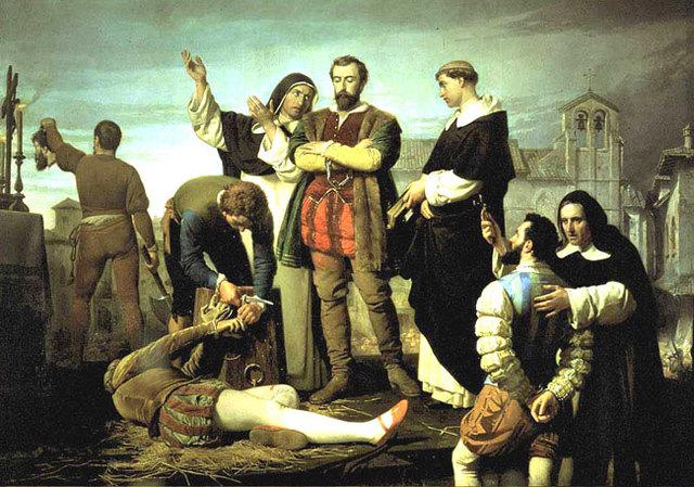 The Revolt of Comuneros
