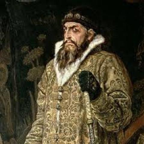 Birth of Ivan lV