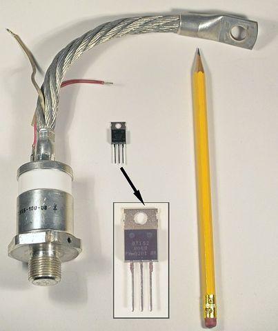 Descubrimiento del tiristor