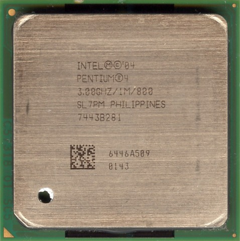 Pentium 4 Prescott