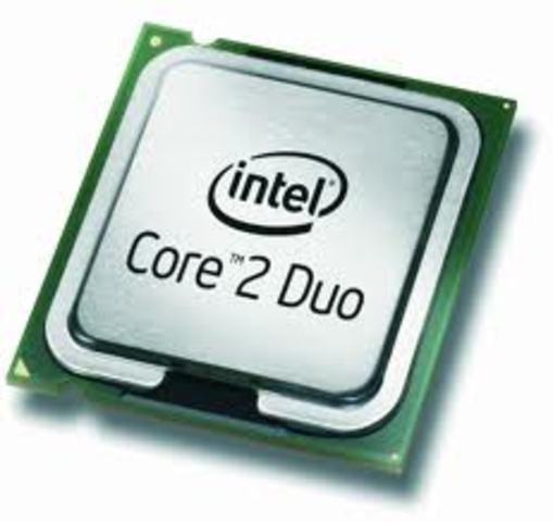 Procesadores de doble núcleo y CPUs 2x2 MCM