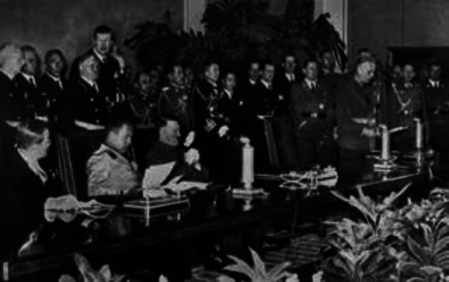 The Tripartlite Pact
