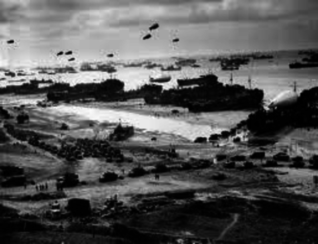 Operation Overload D-Day