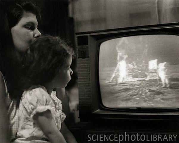 TV on the Moon!