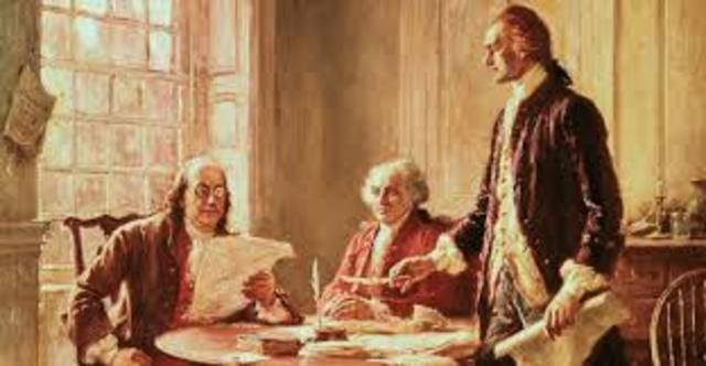 Thomas Jefferson is offically named Secretary of State: John Jay is named Chief Justice of the Supreme Court