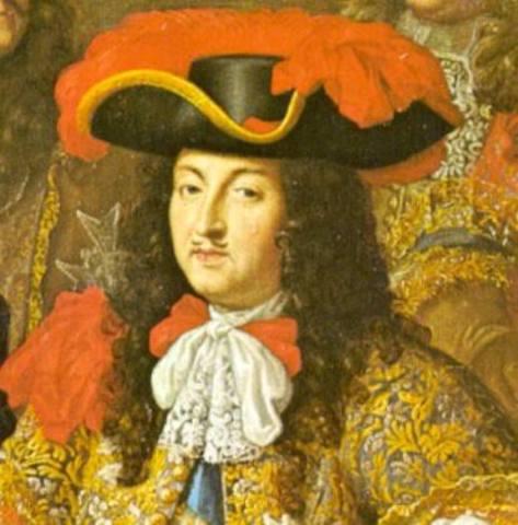 Birth of King Louis XIV
