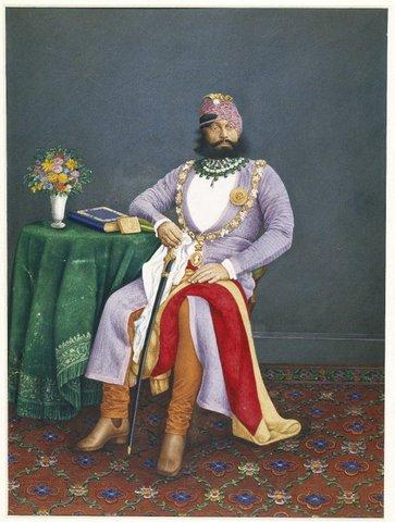 Maharaja Jaswant Singh of Marwar