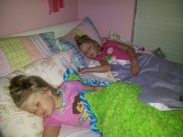 My Very First Sleepover Guest