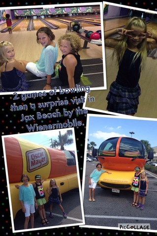 The First Time I saw An Oscar Mayer Weinermobile