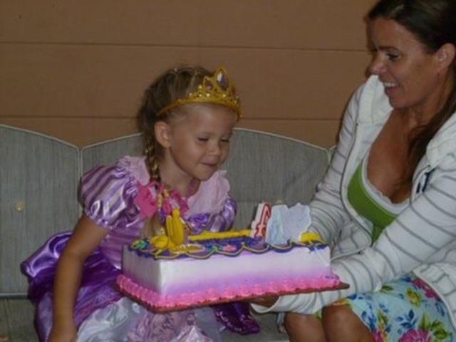 My 4th Birthday
