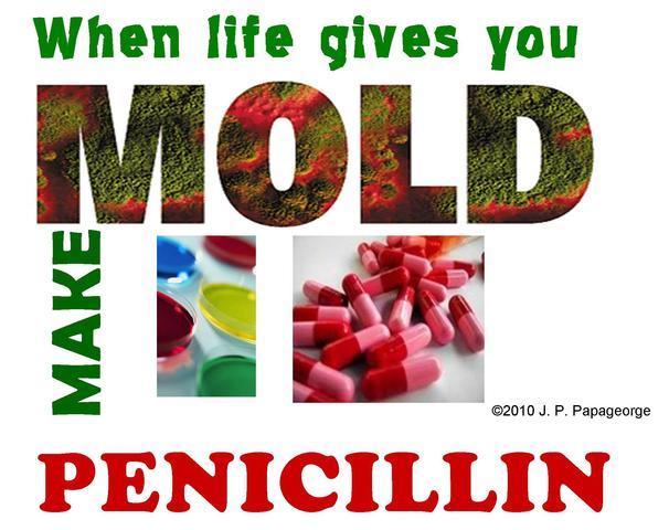 Penicillin was invented (24)