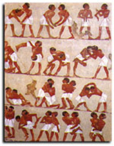 Egyptians Animation