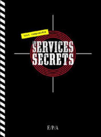 J'integre les services secrets de la France