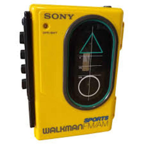 Sony invented TC-D5