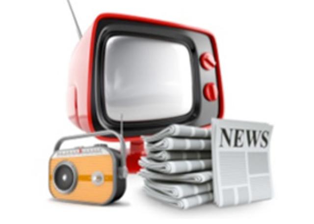 TV Surpasses Newspapers