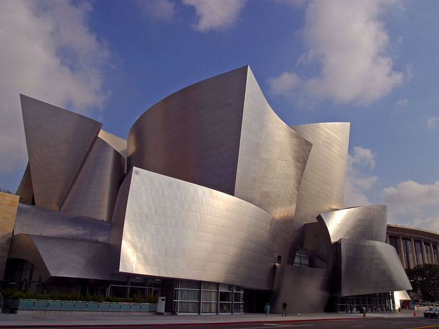 Photo Shoot at Walt Disney Concert Hall