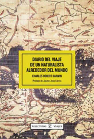 Publicación de la obra Diario del viaje del Beagle de Darwin