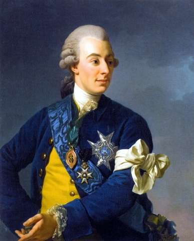 Gustav III:s statskupp - slutet på Frihetstiden