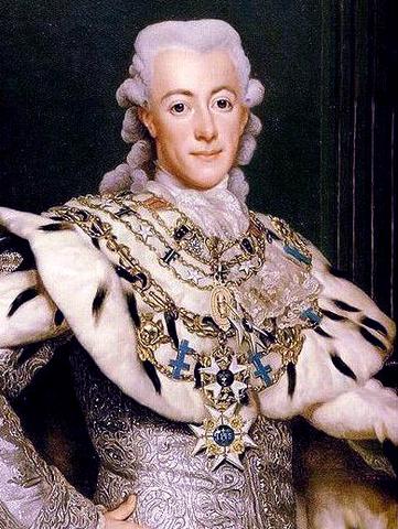 Gustav III blir kung