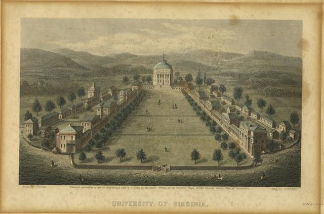 Thomas Jefferson Founds the University of Virginia