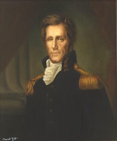 Andrew Jackson Dies
