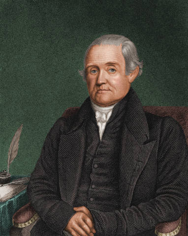 Noah Webster Publishes the Dictionary
