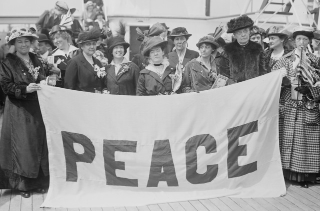American Peace Society Founded