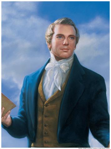 Joseph Smith Founds the Mormon Church