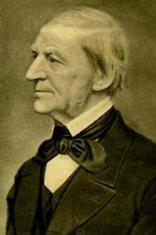 """Emerson Delivers 'The American Scholar"""" Address"""