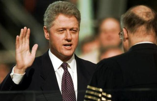 The Election of Bill Clinton