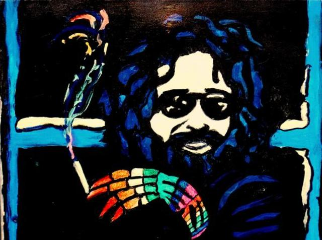 Death of Jerry Garcia