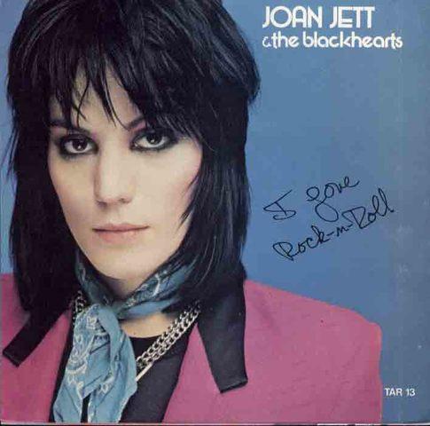 I Love Rock 'n' Roll. Joan Jett and the Blackhearts